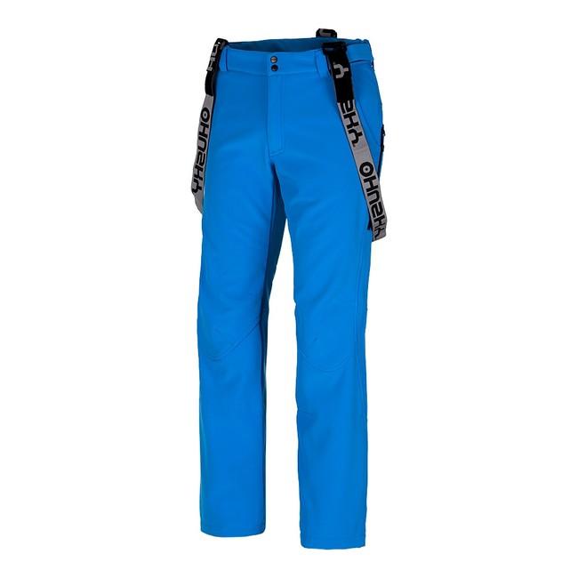 Husky Pánske lyžiarske nohavice Galti M modrá