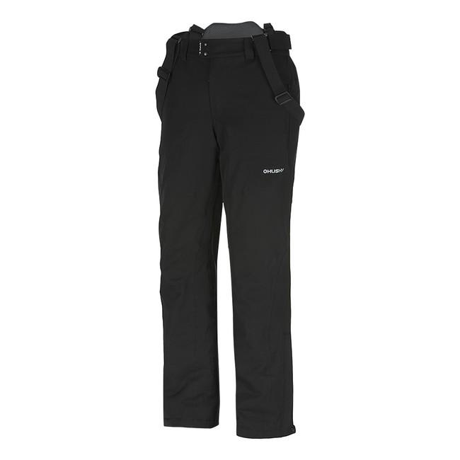 Husky Pánske lyžiarske nohavice Meng čierna