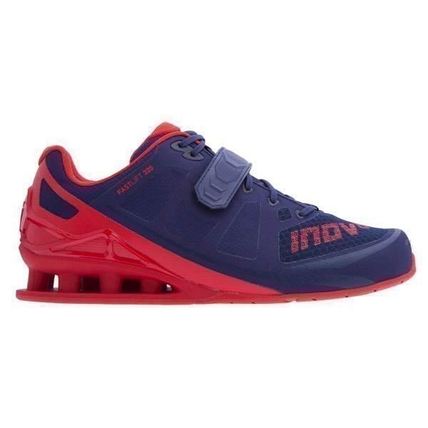 Bežecká obuv Inov-8 Fastlift 325 - plum/red