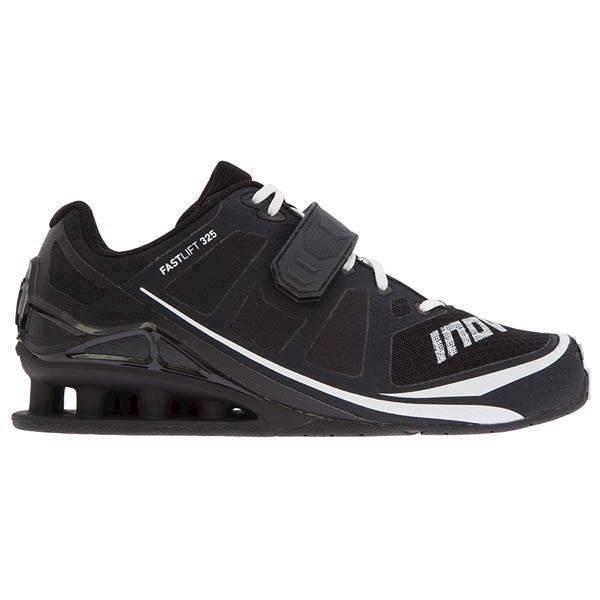 Bežecká obuv Inov-8 Fastlift 325 - black/white