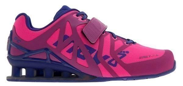 Dámska bežecká obuv Inov-8 Fastlift 335 (S) - pink