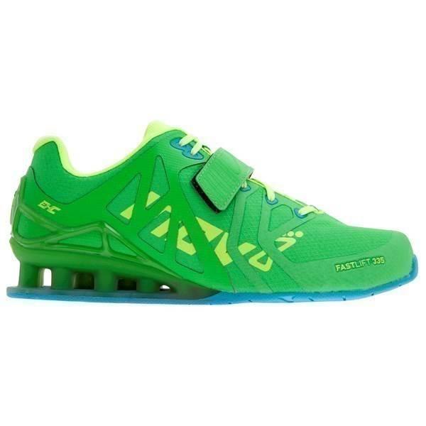 Dámska bežecká obuv Inov-8 Fastlift 335 (S) - green