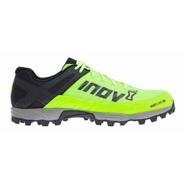 6f9a7877ab Bežecká obuv Inov-8 Mudclaw 300 (P) - neon yellow black