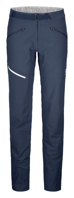 Nohavice Ortovox W's Brenta Pants - Blue Lake - S