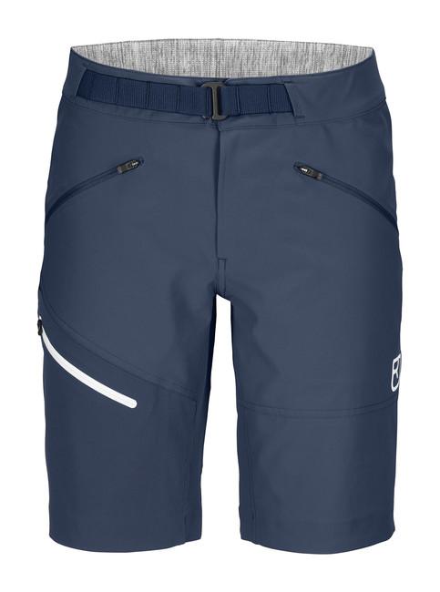 Krátke nohavice Ortovox W's Brenta Shorts - Blue Lake - S