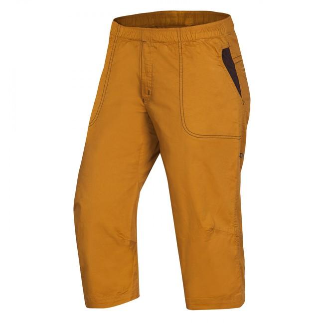 Krátke nohavice Ocún Jaws pants 3/4 - Bishop Brown - S