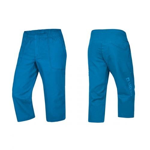Krátke nohavice Ocún Jaws pants 3/4 - Capri Blue - S