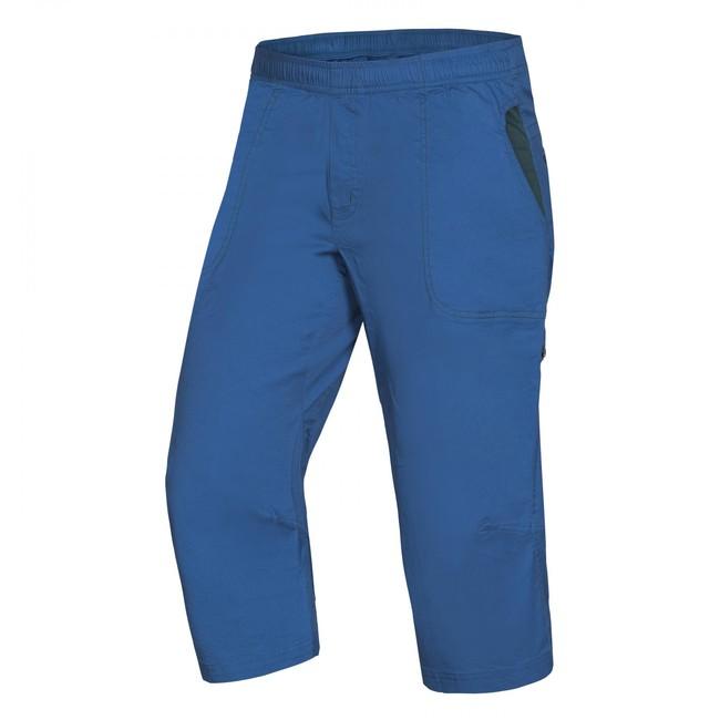Krátke nohavice Ocún Jaws pants 3/4 - Deep Water - S