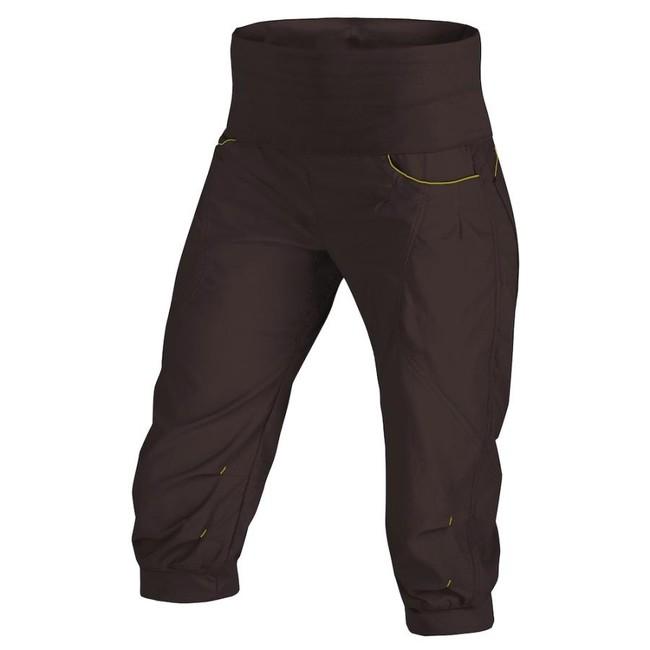 c5a976f2896e Krátke nohavice Ocún Noya shorts - Brown Yellow