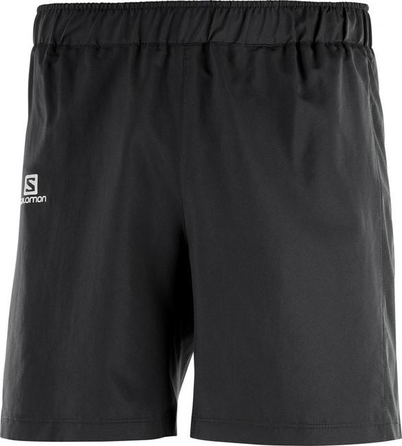 Krátke nohavice Salomon Agile 7'' short M - black - L