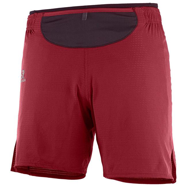 Krátke nohavice Salomon Sense Short M - biking red - L
