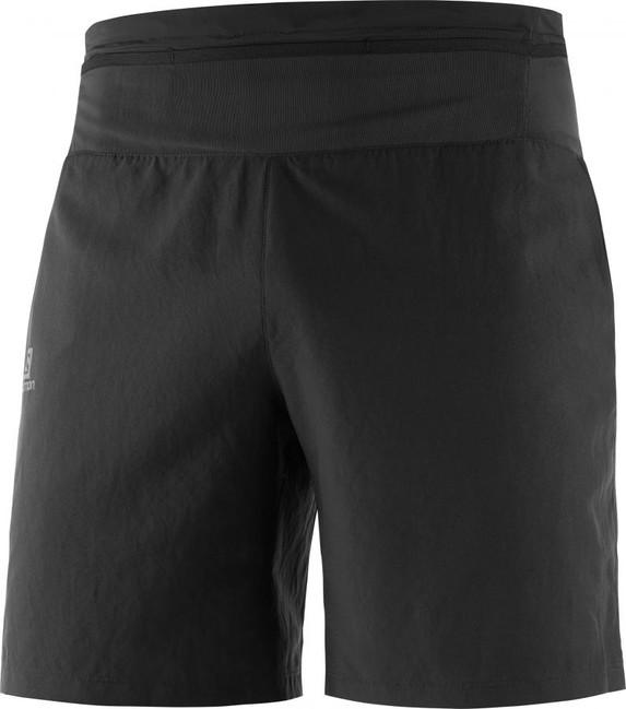 Krátke nohavice Salomon XA Training short - Black - S