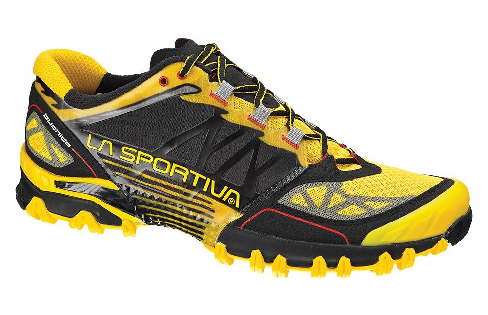 Obuv La Sportiva Bushido Yellow Black 9d83afa3d8b