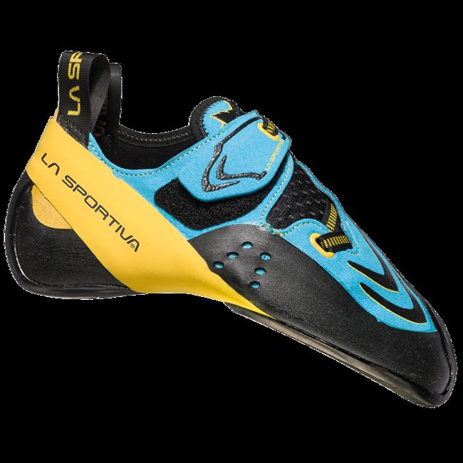 Lezečky La Sportiva Futura - blue/yellow - 6 / 39