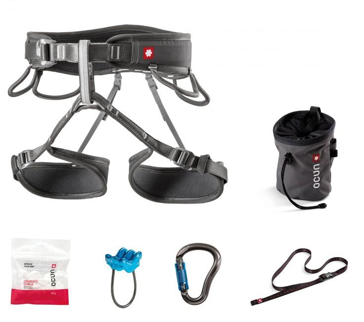 Lezecký set Ocún Climbing Twist 2020 - XS/M
