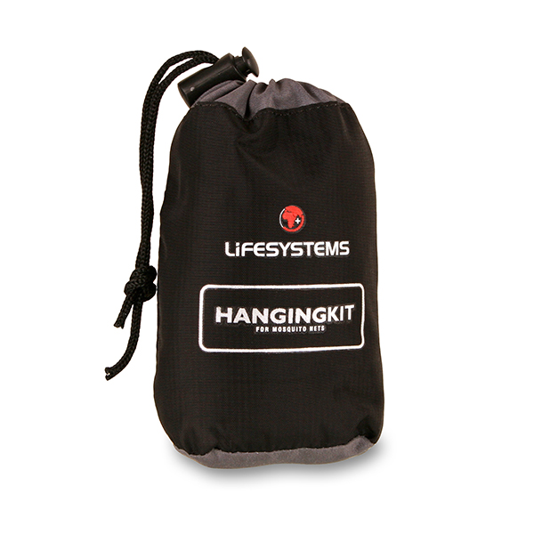 Moskytiéra Lifesystems Mosquito Net Hanging Kit