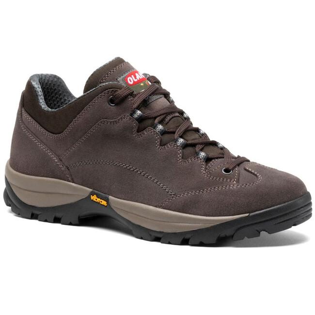 Turistická obuv Olang Montana Tex 896 - burgundy - 12 / 47