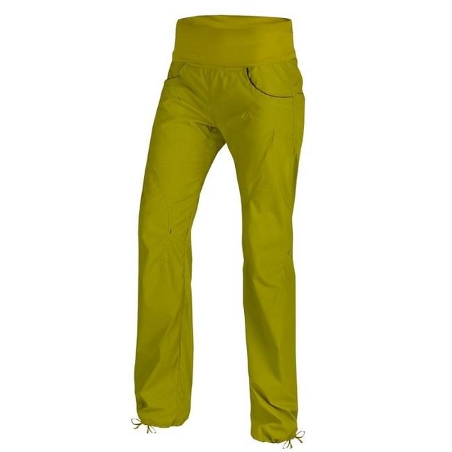 8113d3c390e0 Nohavice Ocún Noya Pants - pond green