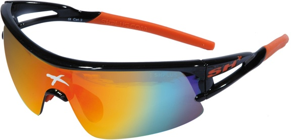 Okuliare SH+ RG4600 - Black/Orange