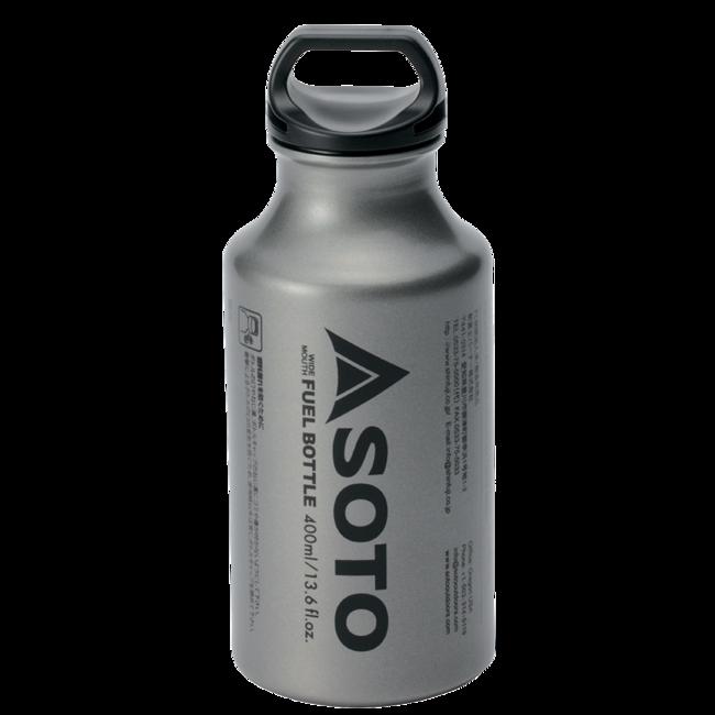Palivová fľaša Soto Fuel Bottle 400ml
