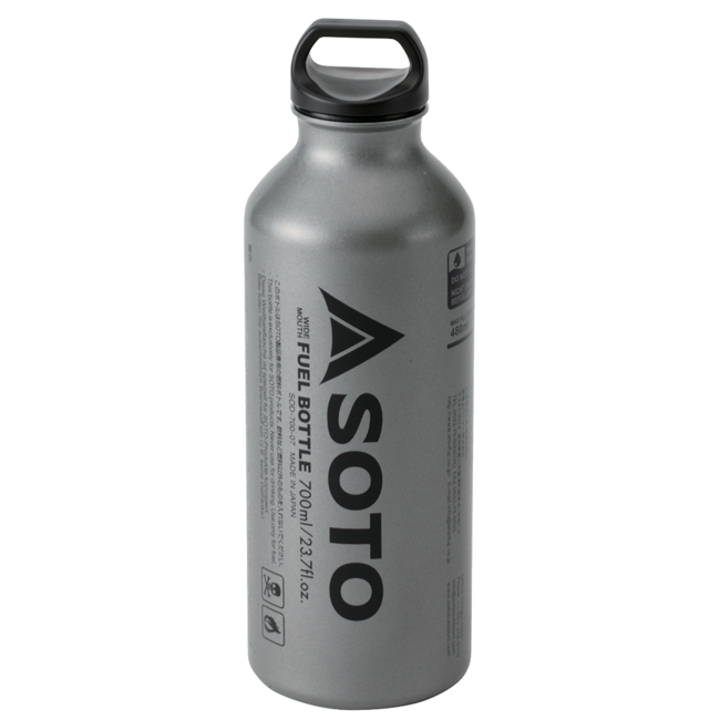 Palivová fľaša Soto Fuel Bottle 700ml