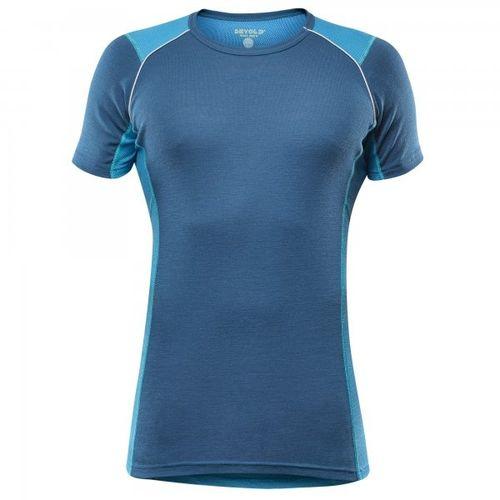 Pánske tričko Devold Energy - Blue