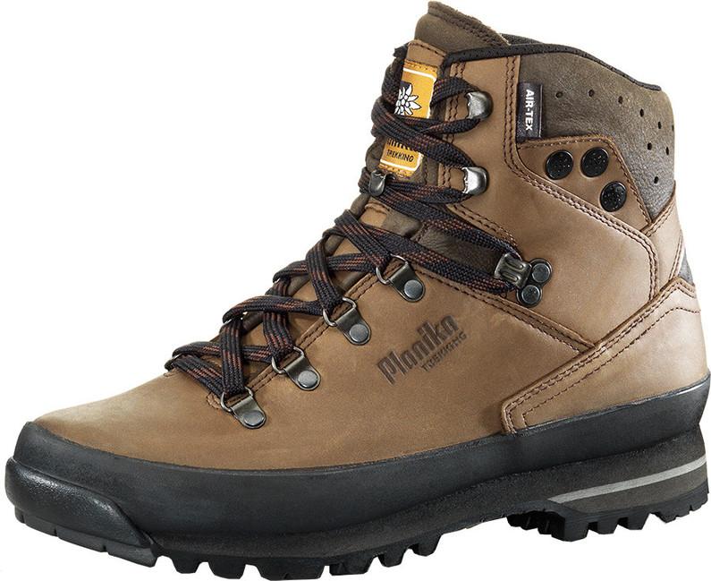 1a26e63ac954 Turistická obuv Planika Forest men Air tex® - hneda
