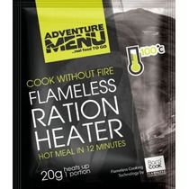 Adventure Menu Set - 5x Samoohrevná kapsula 20g + Zipper-bag