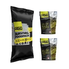 Adventure Menu Survival Food Pack - menu IV