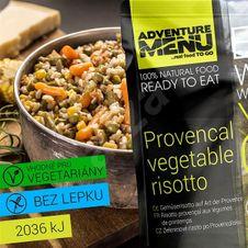 Adventure Menu Zeleninové rizoto po provensálsky