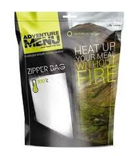 Adventure Menu Zipper-bag