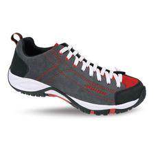 Turistická obuv Alpina Diamond 2.0 - grey/red