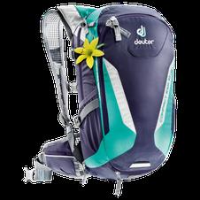 batoh Deuter Compact EXP 10 SL - blueberry/mint