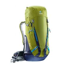Batoh Deuter Guide 35+ - moss/navy 43L