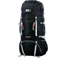 Batoh High Peak Sherpa 55+10 - čierny