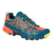 Bežecká obuv La Sportiva Akyra GTX - lava/ocean