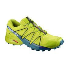 Bežecká obuv Salomon Speedcross 4 - acid lime/limegreen/d