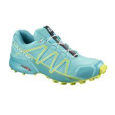 Bežecká obuv Salomon Speedcross 4 W - blue curac/bluebi/ac