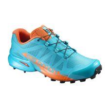 Bežecká obuv Salomon Speedcross PRO 2 W - blubrd/scarlet l