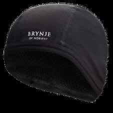 Čiapka Brynje Super Thermo helmet - black