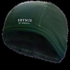 Čiapka Brynje Super Thermo helmet - green