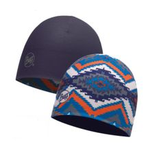 Čiapka Buff Coolmax Reversible Hat - acoma multi - eclipse blue