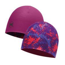 Čiapka Buff Coolmax Reversible Hat - gals lilac - boysenberry