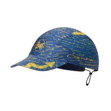 Čiapka Buff Pack Run Cap Licenses - signal - royal blue