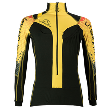 Bunda La Sportiva Syborg Racing Jacket - black/yellow