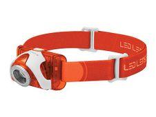 Čelovka LED Lenser SEO 3 - oranžová