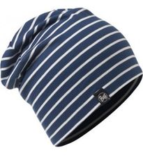 Čiapka Buff Cotton Hat - denim stripes