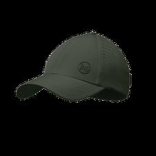 Čiapka Buff Trek Cap - hashtag moss green