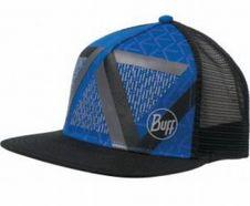 Čiapka Buff Trucker Cap Block - optic block cape blue