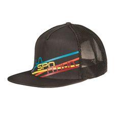 Čiapka La Sportiva Trucker Hat Stripe 2.0 - carbon